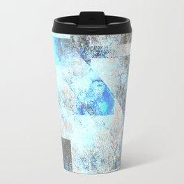Blue Topaz NebulÆ Travel Mug
