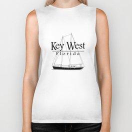 Key West Sailing Biker Tank
