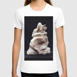 Sacrifice of Isaac by Shimon Drory T-shirt