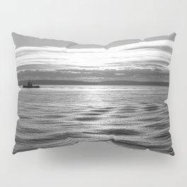 Crisscrossing Waves Pillow Sham