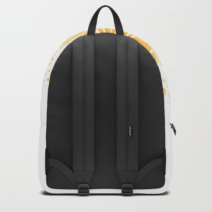 Sun Mandala Backpack