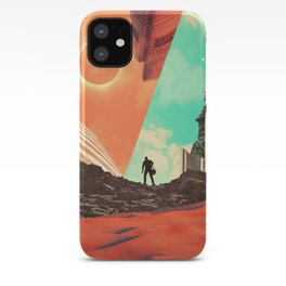 Leaving the Void iPhone Case