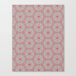 V28 Moroccan Pattern Design. Canvas Print