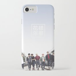 BTS + I need u iPhone Case
