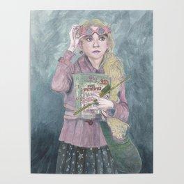 Luna Lovegood Poster