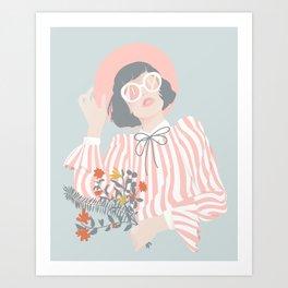 Life under the Sun Art Print
