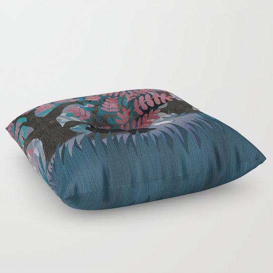Another Quiet Spot Floor Pillow