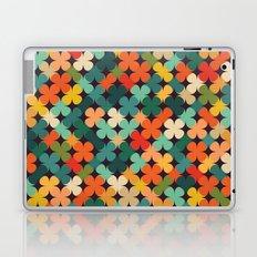 Lucky Clover Laptop & iPad Skin