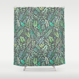 Eucalyptus (Essential Oil Collection) Shower Curtain