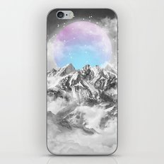 It Seemed To Chase the Darkness Away II iPhone & iPod Skin