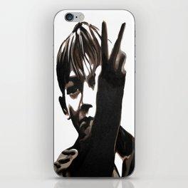 Kes  Billy iPhone Skin