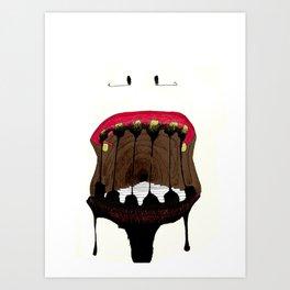 Boca Art Print