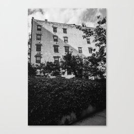 West Village Love Canvas Print