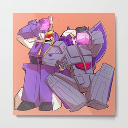 Drinking buddies Metal Print