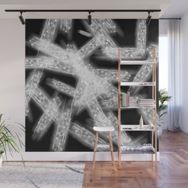 Abstract Xray 2 Wall Mural