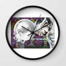 How We See Others, and Perhaps Ourselves Wall Clock