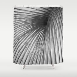 Abstraction Extraction Shower Curtain