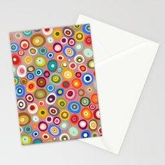freckle spot blush Stationery Cards