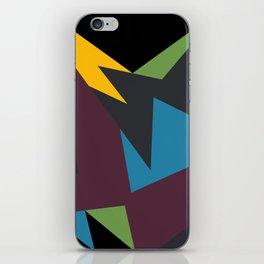 VII Bordeaux iPhone Skin