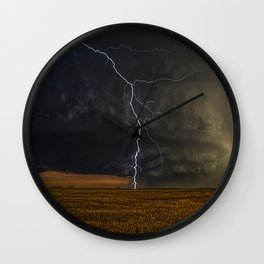 THE KANSAS BEAST 2017 Wall Clock