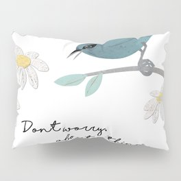 Three Little Birds, Part 1 Pillow Sham