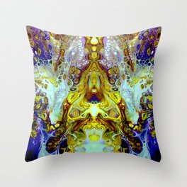 mirror 11 Throw Pillow