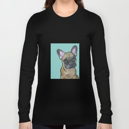 Armand the Frenchie Pup Long Sleeve T-shirt