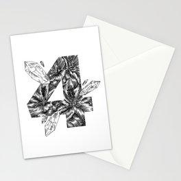 Azalea Four Stationery Cards