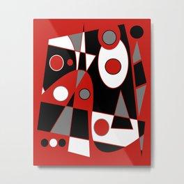 Abstract #915 Metal Print