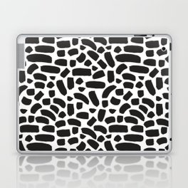 Brush strokes pattern #8 Laptop & iPad Skin