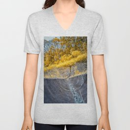 Duct Low View Unisex V-Neck