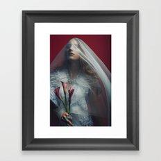 Queen Witch Framed Art Print