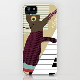 Spectrum Cat iPhone Case