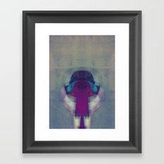 edifice I Framed Art Print