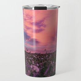 AFTER THE STORM   ADIRONDACK STORMY SUNSET  Travel Mug