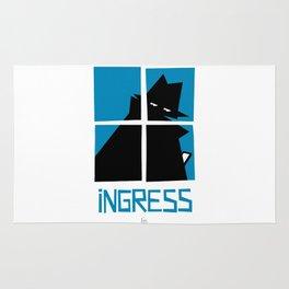 Ingress (Resistance) Rug