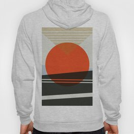 Abstract Composition 606 Hoody
