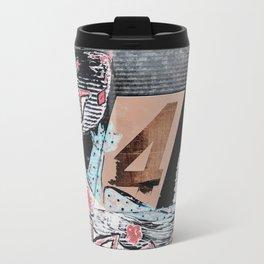 The Lizard (No. 4) Travel Mug