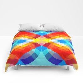 Retro Rocket 20 Comforters