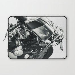 Coffee Racer Laptop Sleeve