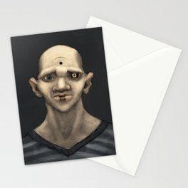 The Demonic Realm Stationery Cards