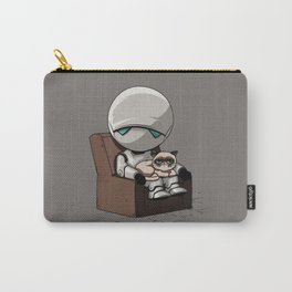 Marvin Grumpy Carry-All Pouch
