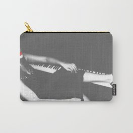 Piano Girl Carry-All Pouch