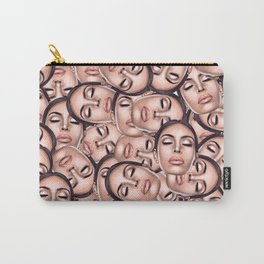 KRIS JENNER Carry-All Pouch