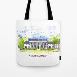 Mississippi State - Scenes Around Campus Tote Bag