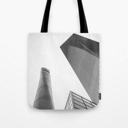 colorless shanghai 4 Tote Bag