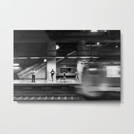 Day-To-Day Metal Print