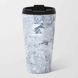 Winter Wonderland Travel Mug