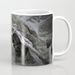 The enchanted fallen tree Coffee Mug