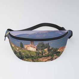 Town of Barga Fanny Pack
